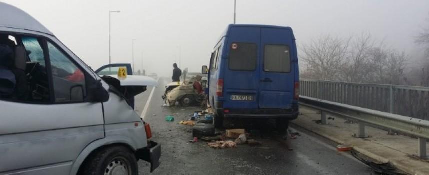Липсата на опесъчаване е една от причините за катастрофата в Звъничево