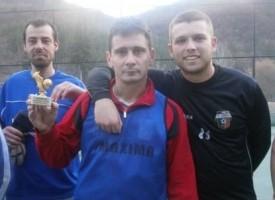 Фиго събра осем отбора за предколеден турнир по футбол в Брацигово