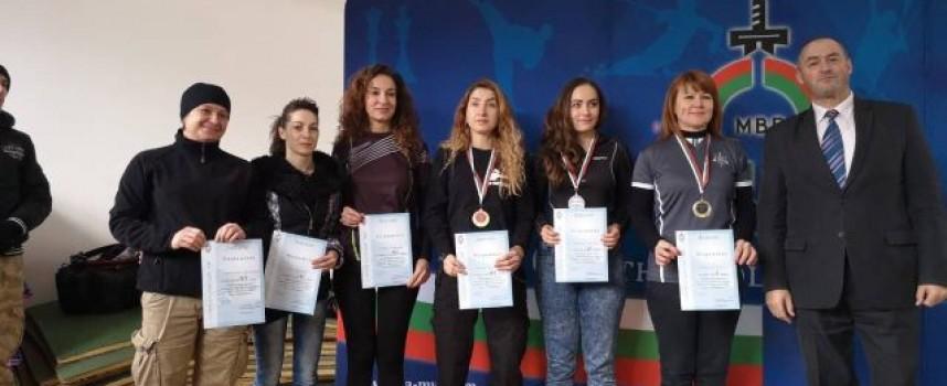 Отборът на ОДМВР – Пазарджик с първо място на турнир по стрелба в Смолян