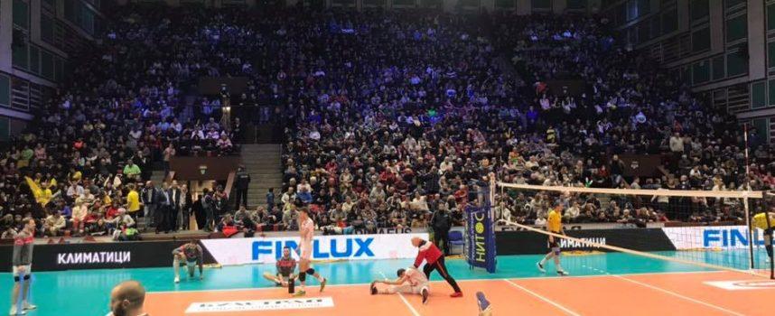 СРАМ: Лъсна причината за края на волейболната Суперлига