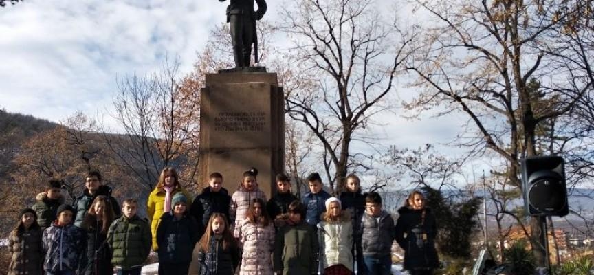 Брацигово: Отбелязахме годишнина от рождението на Васил Петлешков