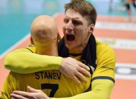 Преживейте със снимки еуфорията от победата на Хебър в турнира за Купата на България