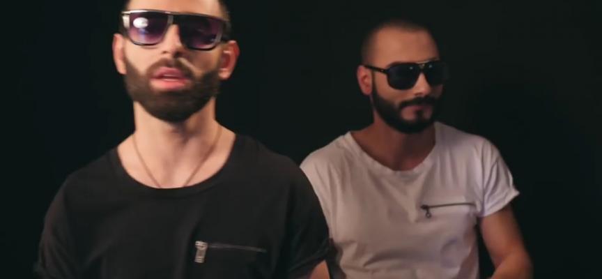 Николай Топалов и Хованес Хованесян с втора песен, клипът сниман на Тортата