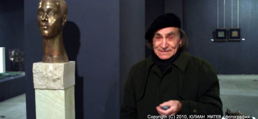 In memoriam: Черен четвъртък – почина и скулпторът Благой Илиев