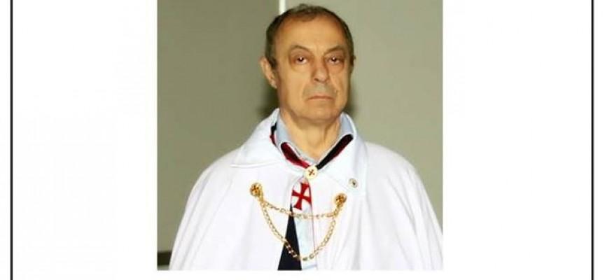 Рицарите – тамплиери също жалеят за д-р Стайко Спиридонов