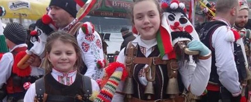 """Кукерите на Церово и Лесичово се върнаха с награди от """"Сурва 2019"""" в Перник"""