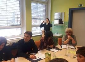 """Ученици от Гимназията по икономика бяха в Словения по проект """"Моят виртуален град"""""""