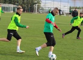 ФК Хебър се готви за предстоящия сезон в Аталия, утре – първа контрола