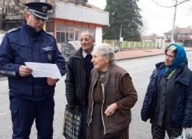 Полицията започна директни срещи с хората заради телефонните измами