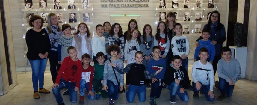 """3 """"в"""" с класен ръководител Илиана Темнилова, е класът на януари за община Пазарджик"""
