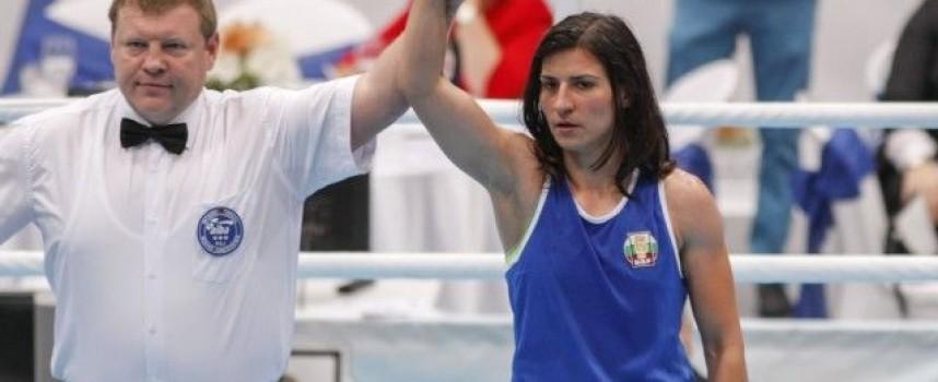 Световната вицешампионка по бокс Стойка Петрова идва в сряда в Пазарджик