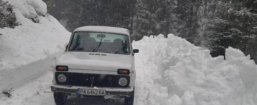 Неби Бозов: Пътят до местността Шаренци е отворен