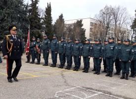 96 полицаи положиха клетва днес в Пазарджик, зам.-министър Балабанов ги поздрави