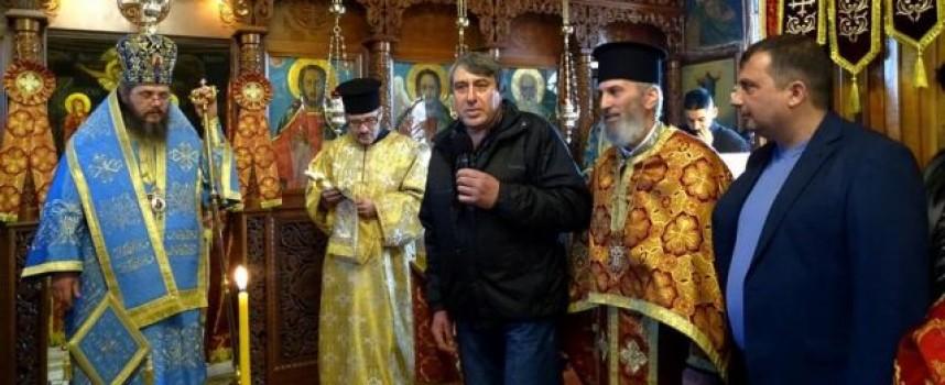 Славчо Стоев: Св. Харалампий стори чудо пред очите ни
