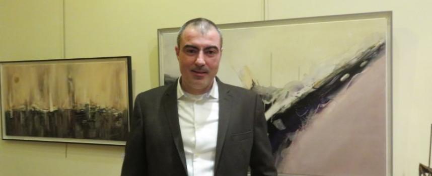 """Многоликият Леон Бабачев с нова изложба в галерия """"Боев"""""""