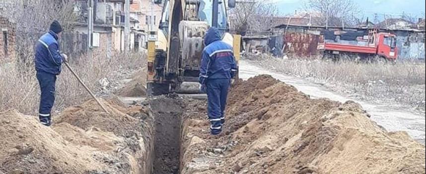 Ремонтират улици в Симеоновец, Лозен, Злокучене и Бошуля