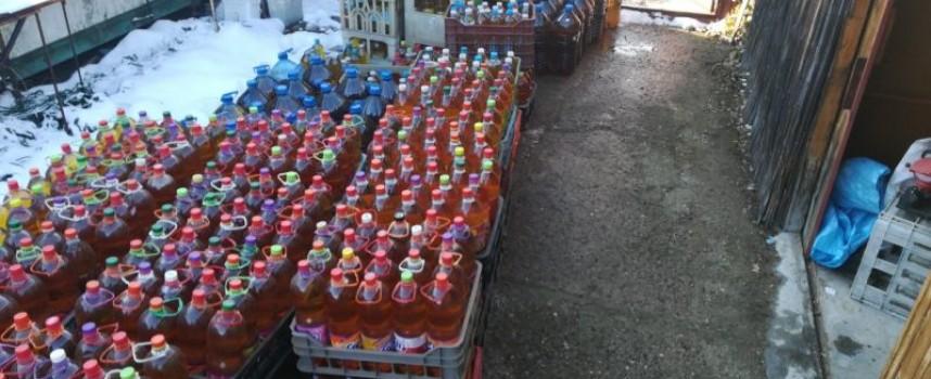 Радиловец с частен винпром се сдоби с полицейски производства