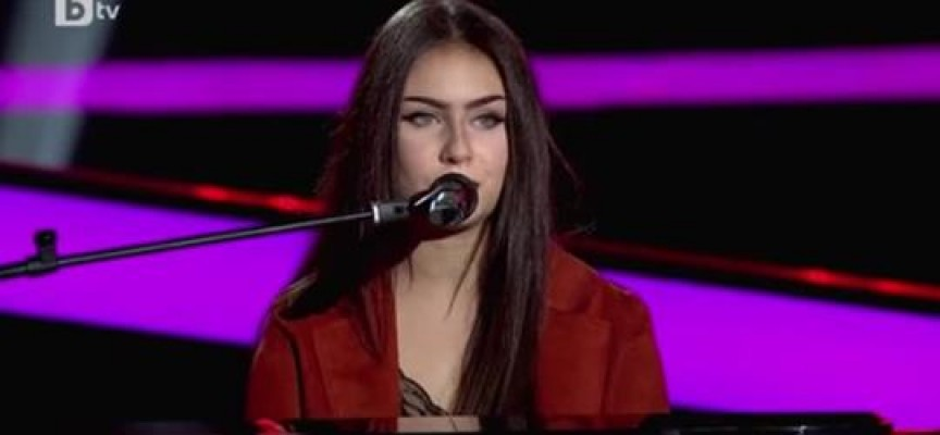 """Надежда Александрова отпадна от """"Гласът на България"""", спечели Атанас"""