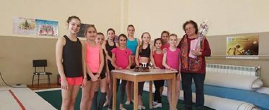 """Майката на златната Диляна Георгиева отпразнува рождения си ден с """"Диляна Прима"""""""