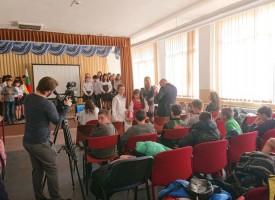 В Спортното училище: Тържествен концерт за Трети март