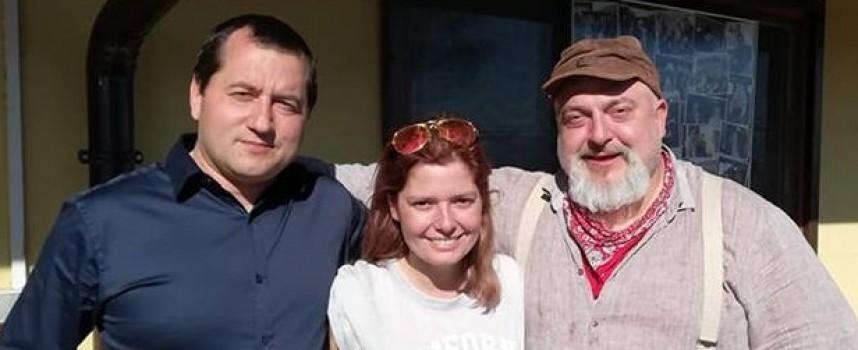 В Карабунар почетоха паметта на Иван Ласкин