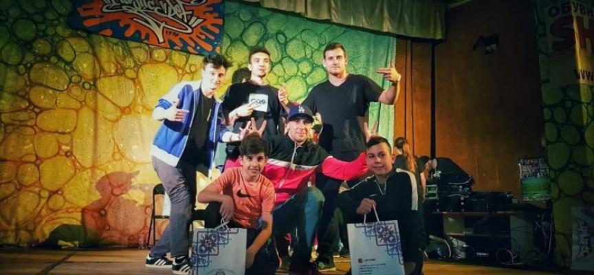 Брейк формацията към Младежки дом – Пазарджик с успешно представяне в Ямбол