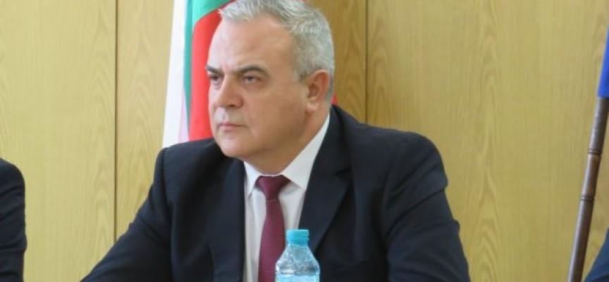 Поздравителен адрес от Стефан Балабанов – заместник министър на МВР за 6 май, празника на Пещера