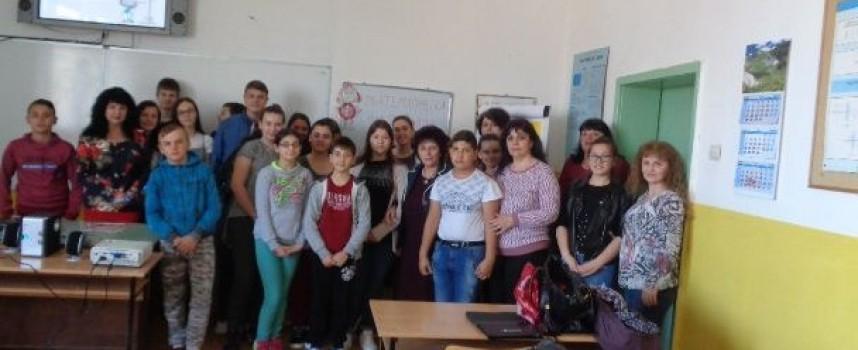 РИОСВ проведе открити уроци в Сърница и Септември по повод Световния ден на водата