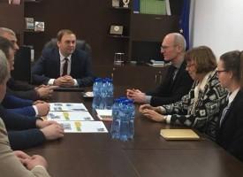 Зам.-посланикът на Германия посети Сърница