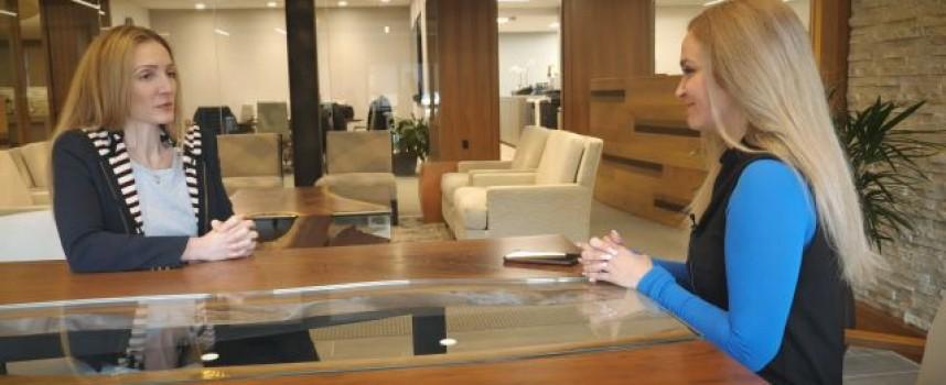 """Пазарджиклийката Дафина Тончева бе първата героиня в """"Долината на успеха"""""""