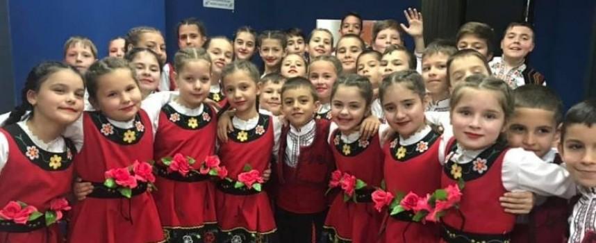 """""""Чудесия"""" за  поредна година обра призовите места на фестивала на изкуствата """"Еврогрейд"""""""