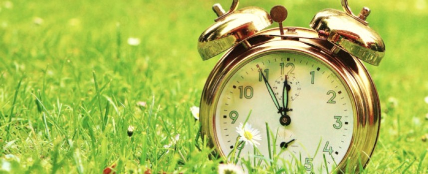 В събота срещу неделя минаваме на лятното часово време