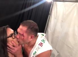 Кубрат Пулев лети до Щатите през май, ще се обяснява защо целува репортерки