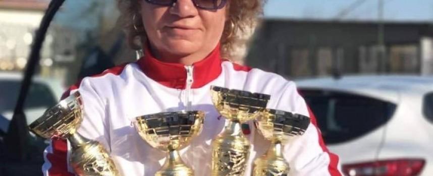 """СК""""Шампион"""" с четири купи и два индивидуални медала от Държавното по модерен петобой"""
