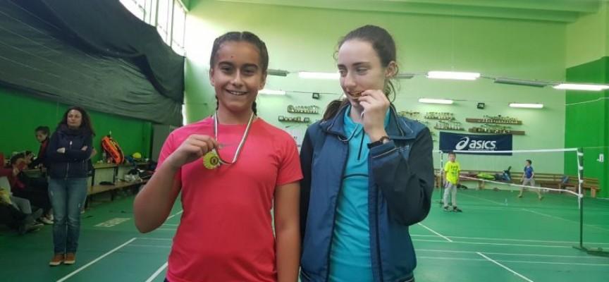 Младите бадминтонисти с добро представяне в категорията до 13 години