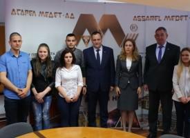 """Вицепремиерът Марияна Николова посети """"Асарел-Медет""""АД"""