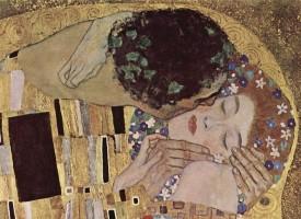 """Кобрата и Сушито се вписаха в картината на Климт """"Целувката"""""""