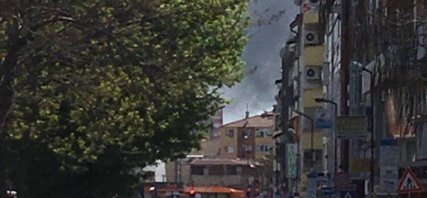 В Пазарджик заради газови бутилки: Горя балкон на пенсионери, апартамент се овъгли, забравена тенджера се възпламени