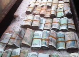 Над 77 000 лева, 4755 евро, британски паунди и долари иззе полицията при акция за дрога