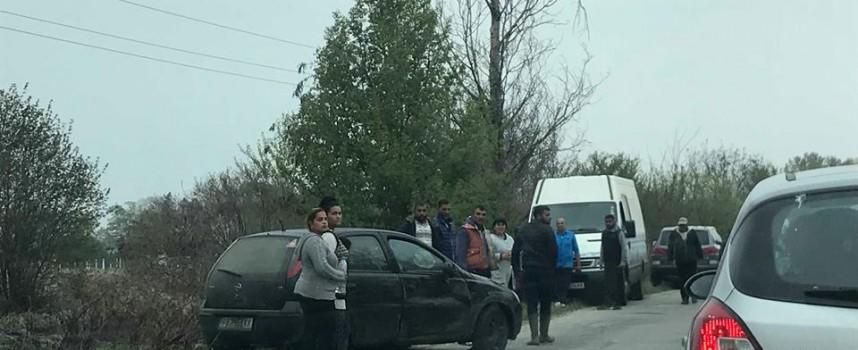 Няма сериозно пострадали от катастрофата по пътя край Фазанарията