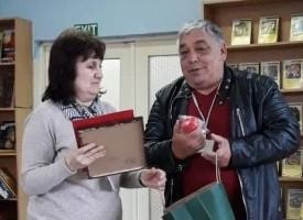 В месеца на книгата: Библиотекар на 2018 г. е Мариана Владова