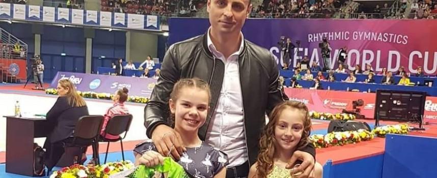 Димитър Бербатов и Дара Стоянова участваха в церемонията за откриване на Световната купа
