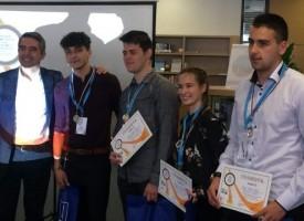 Ученик от ПГИМ  Пазарджик със сребърен медал от Националното състезание за икономисти на английски език