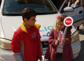 """Пазарджик: Над 200 малчугана от НУ""""Васил Друмев"""" учиха правилата за пътна безопасност"""