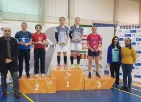 Гергана Павлова финишира трета в Открития шампионат на Кипър
