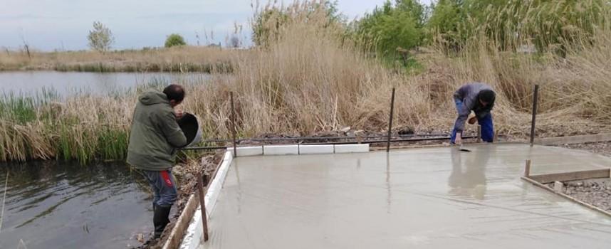 Хора в неравностойно положение вече могат да ловят риба край Звъничево
