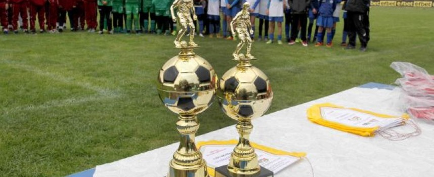 ДФК Орлета спечели турнира за Купата на АБФ в Пазарджик, Николай Митов награди участниците