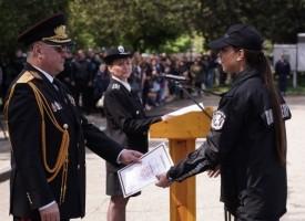 174 полицаи и жандармеристи положиха клетва в Пазарджик