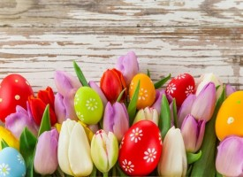 Стефан Мирев: Пожелавам на всички светли и благословени Великденски празници!