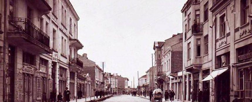 Първите улични лампи светнали в Пазарджик през 1921 г.